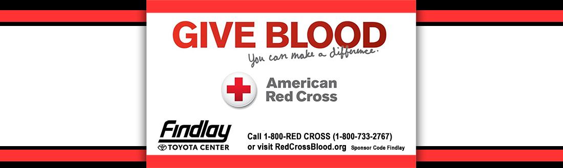 Red Cross Blood Drive August 3rd