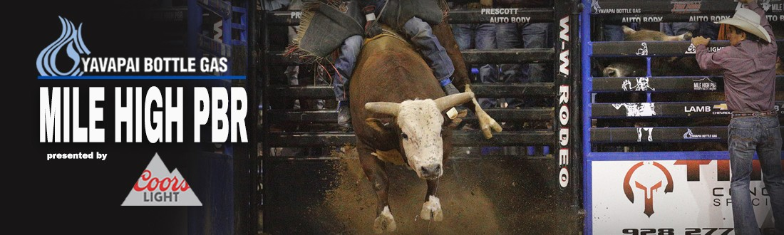 FINDLAY TOYOTA CENTER TO HOST 2020 YAVAPAI BOTTLE GAS MILE HIGH PBR PRESENTED BY COORS