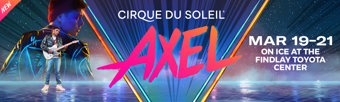Cirque du Soleil Is Back on Ice with AXEL