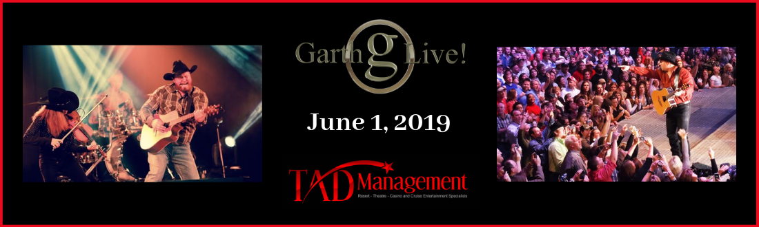 FINDLAY TOYOTA CENTER ANNOUNCES GARTH LIVE! – TRIBUTE TO GARTH BROOKS ON SATURDAY, JUNE 1, 2019