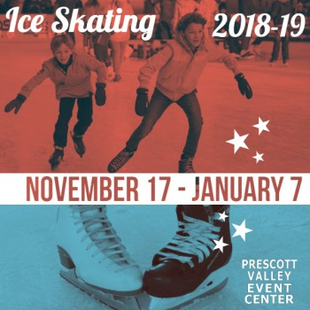 Public Ice Skating November 17 - January 7th
