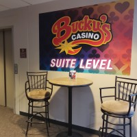 Bucky's Casino Suite Level
